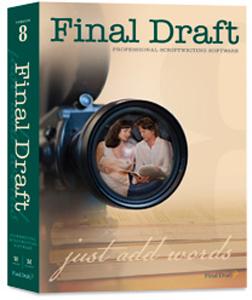 Final Draft 8