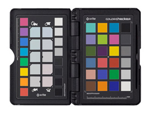 X-Rire ColorChecker Passport